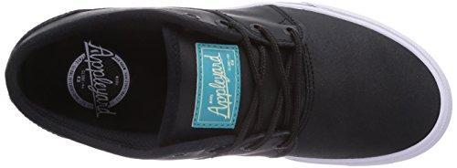 Nero Sneakers Distressed da Black Uomo Mahalo Globe PfnqwaZq