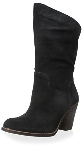 Lucky Slouch Brand Boot Embrleigh Women's Black 1P1r0w