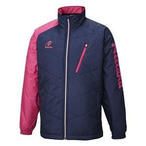 ニッタク(Nittaku) 卓球アパレル HOT WARMER ANV SHIRT(ホットウォーマーANVシャツ)男女兼用 NW2850 ピンク O 〈簡易梱包 B07R2DS2TC