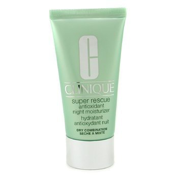 Exclusive By Clinique Super Rescue Antioxidant Night Moisturizer (Dry Combination Skin )50ml/1.7oz