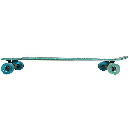 Price comparison product image Globe Cutler Dt Complete Longboard Skateboard -9.5x36.5 Tidepool