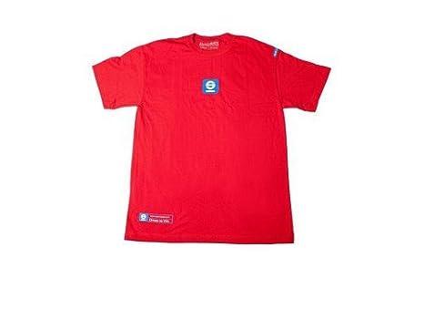Amazon.com: Sparco TACH - Camiseta, M: Automotive