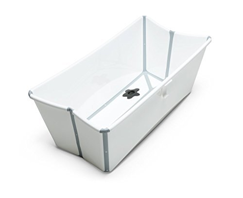 10. Stokke Flexi Bath: Best Collapsible Baby Bathtube from Birth to Three Years