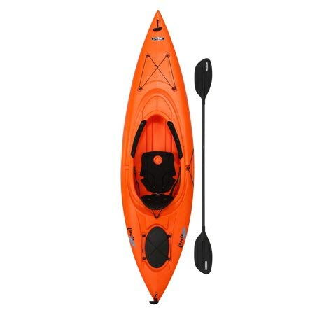 Lifetime' Lancer 100 Sit-In Kayak (Paddle ()
