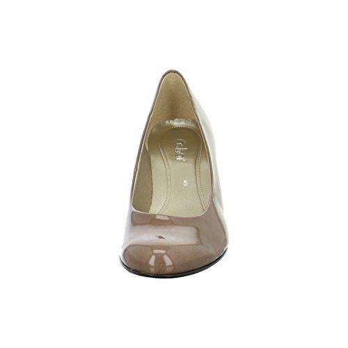 6aa871c0cc8e GABOR Damen Pumps Schuhe in Übergrößen Beige - erlebewald.de