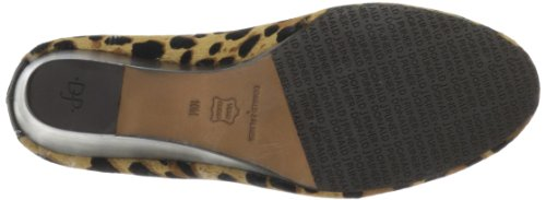 Donald J Pliner Womens Natali-L4 Wedge Pump Black/Leopard Pony Haircalf pLrbTn
