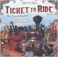 Ticket To Ride: Card Game by Days of Wonder