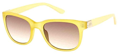 Harley-Davidson Women's Stone Embellished Sunglasses, Yellow Gold - Harley Sunglasses