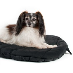 Back on Track Dog Travel Bed Heat Therapy Aches Pain Oval Shaped Small