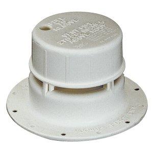 Ventline V2049-03 Colonial White 1-1/2' Plastic Plumbing Vent