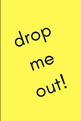 Drop Me Out: Love Island 2018 Season 4 Notebook/Journal (Unofficial)