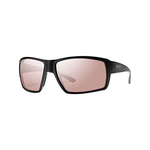 Smith Optics Adult Colson Sunglasses, Matte Black/Polarchromic Ignitor, - Sunglasses Polarchromic
