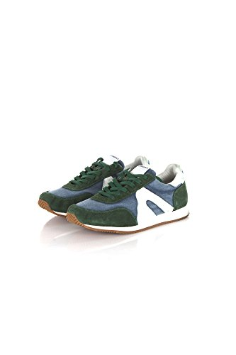 Primavera Sneakers Estate 10010 40 Uomo 2018 Verde ATALASPORT qXndxSRvwS