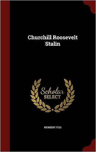 Book Churchill Roosevelt Stalin