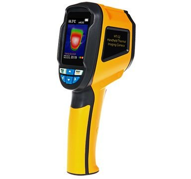 Fristaden Lab HT-02 Thermal Imaging Camera, Infrared Camera, Handheld Thermal & Infrared Imagining Camera