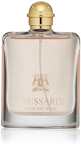 Trussardi | Delicate Rose | Eau de Toilette | Spray for Women | Floral Fresh Scent | 3.4 oz ()