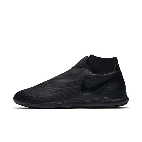 - Nike Men's Soccer Phantom Vision Academy Dynamic Shoes (8.5 M US, Black/Black)