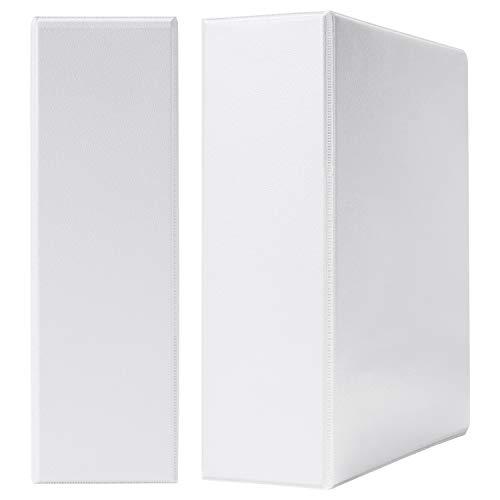AmazonBasics D-Ring Binder - 3 Inch, 2-Pack ()