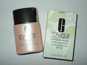 Clinique Moisture Surge Tinted Moisturizer SPF 15 Shade 02