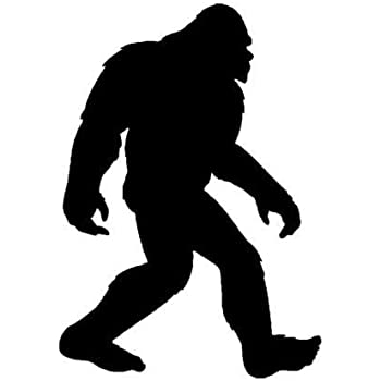 MKS0679 More Shiz Not All Who Wander are Lost Bigfoot Vinyl Decal Sticker Car Truck Van SUV Window Wall Cup Laptop One 5.5 Inch White Decal