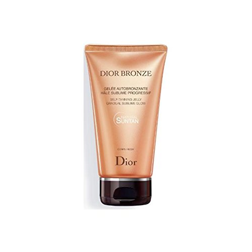 (Dior Bronze Self-Tanning Jelly Gradual Sublime Glow for Body )