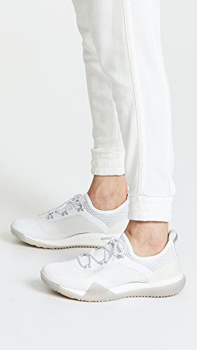 Adidas Di Stella Mccartney Womens Pureboost X Tr 3.0 Sneakers Core Bianco / Tono / Core Nero
