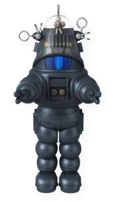 Robby the Robot 2009 Hallmark Ornament