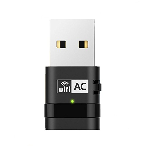 PIX LINK AC600Mbps Adapter Wireless Network