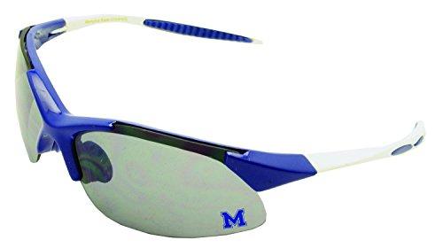 NCAA Memphis Sunglasses White - Memphis Sunglasses