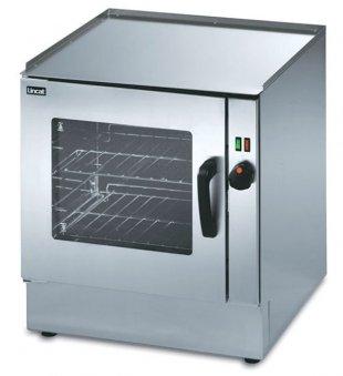 Lincat V6/D Silverlink 600 horno eléctrico con puerta de cristal ...