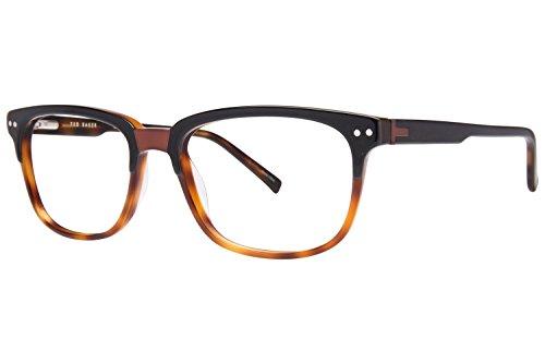Ted Baker B892 Mens Eyeglass Frames - Black - Designer Ted Glasses Baker