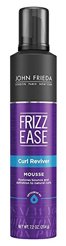 John Frieda Mousse Curl Reviver 7.2 Ounce (213ml) (2 Pack)