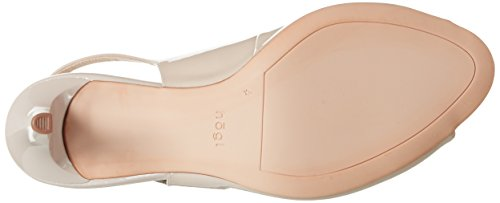 Högl 3-10 7105 0800, Sandalias con Cuña Para Mujer Beige (cotton0800)