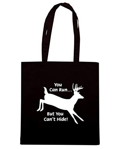 Speed Shopper HUNTING CANT Nera Borsa FUN0944 78118 HIDE Shirt rxawCqAr
