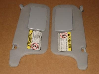Image Unavailable. Image not available for. Color  96 97 98 99 00 HONDA  CIVIC SUN VISORS ... b27d119f1e0