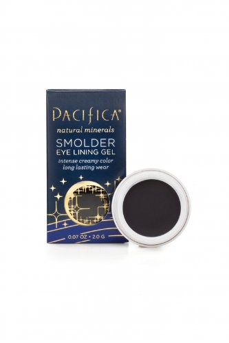 - Pacifica Smolder Eye Lining Gel Midnight - 0.07 oz