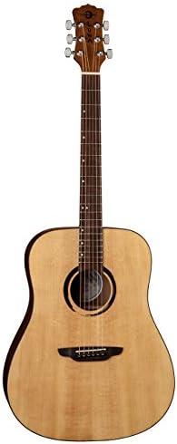 Luna WABI D WABI SABI Dreadnought Solid-Top Acoustic Guitar