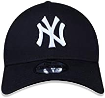 b7edf0f9979f0 BONE 940 NEW YORK YANKEES MLB ABA CURVA SNAPBACK MARINHO NEW ERA