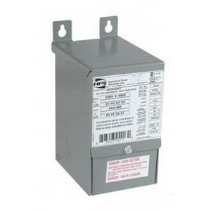 Hammond Power Solutions QC50ERCB 1 Or 3 Phase Copper Buck-Boost Transformer 120/240 Volt Primary 12/24 Volt Secondary 0.5 KVA HPS Universal™ by Hammond Power Solutions