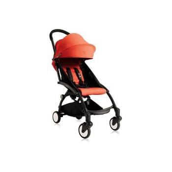 Babyzen YOYO Stroller - Black - Red