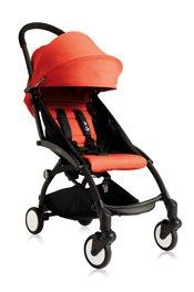Babyzen YOYO Stroller – Black – Red For Sale