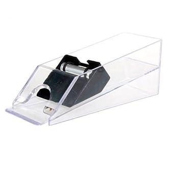 CEXPRESS - Soporte dispensador de cartas para hasta 2 ...