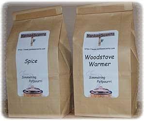 Spice Simmering Potpourri
