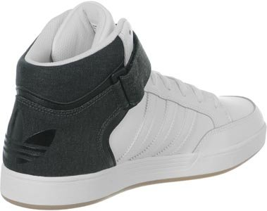 adidas Varial Mid, Zapatillas de Skateboarding para Hombre Negro / Blanco / Marrón (Negbas / Ftwbla / Gum3)