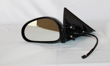 TYC 2540231 Compatible with Ford Mustang Passenger Side Power Non-Heated Replacement Mirror