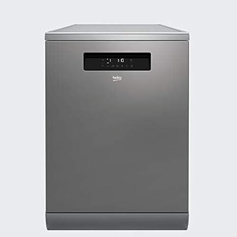 Beko DFN38530X lavavajilla Independiente 15 cubiertos A+++ ...