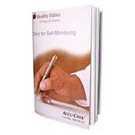 Accu Chek Glucose Log Book