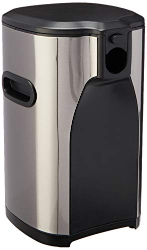 Boxxle Box Wine Dispenser, 3-Liter, Stainless Steel