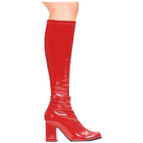 Funtasma Womens Gogo 300 / B / Pu Boot Red