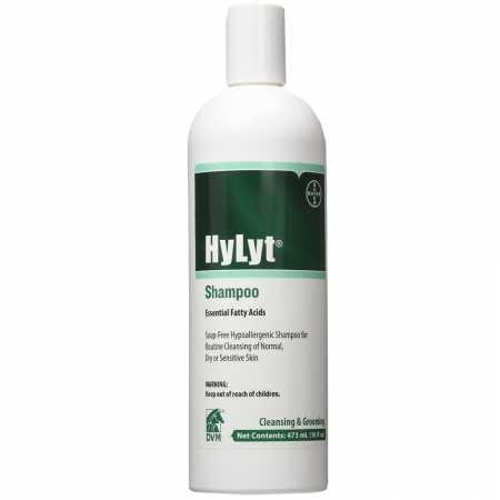 Bayer Hylyt Pet Shampoo, 16-Ounce
